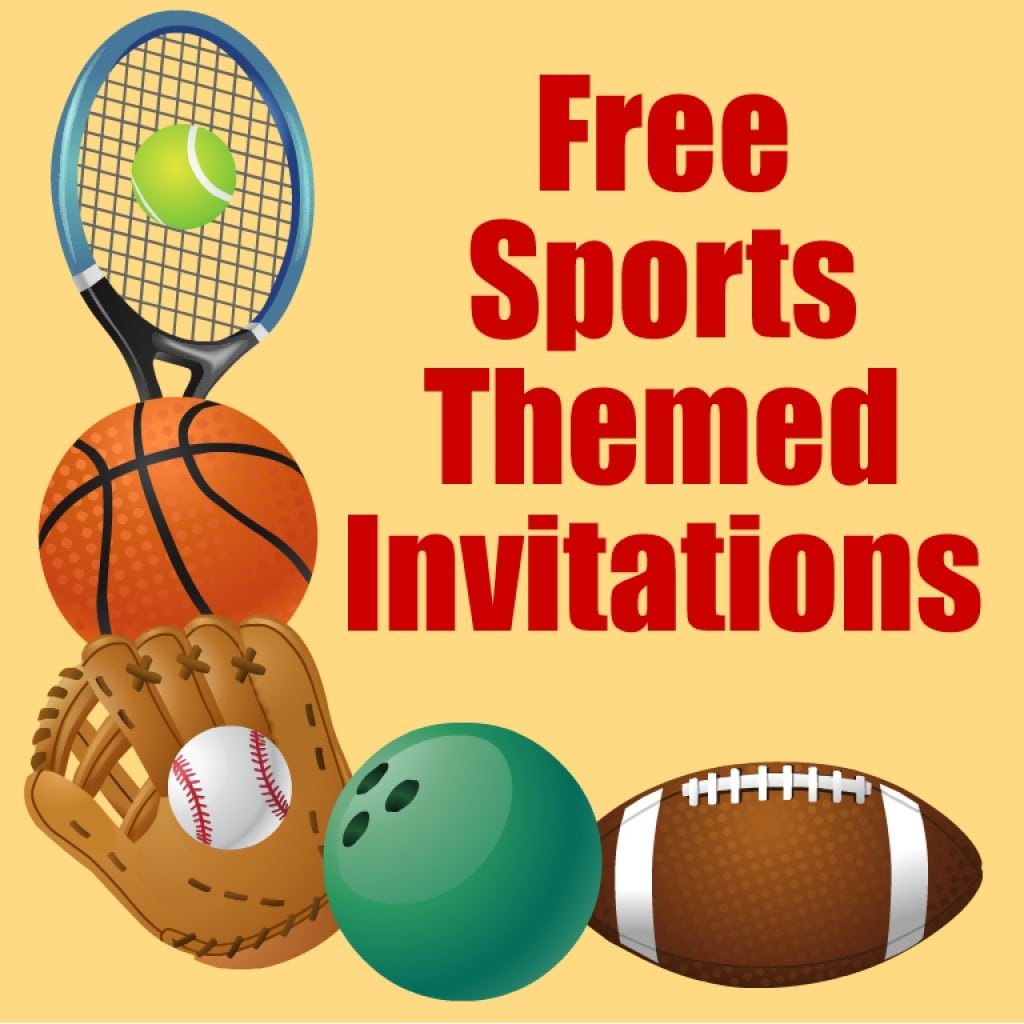 free football party invitation templates - Keni.candlecomfortzone.com
