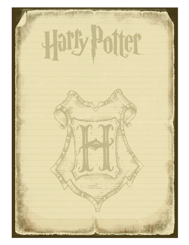 Baby Shower Invitation Templates Harry Potter Baby Shower