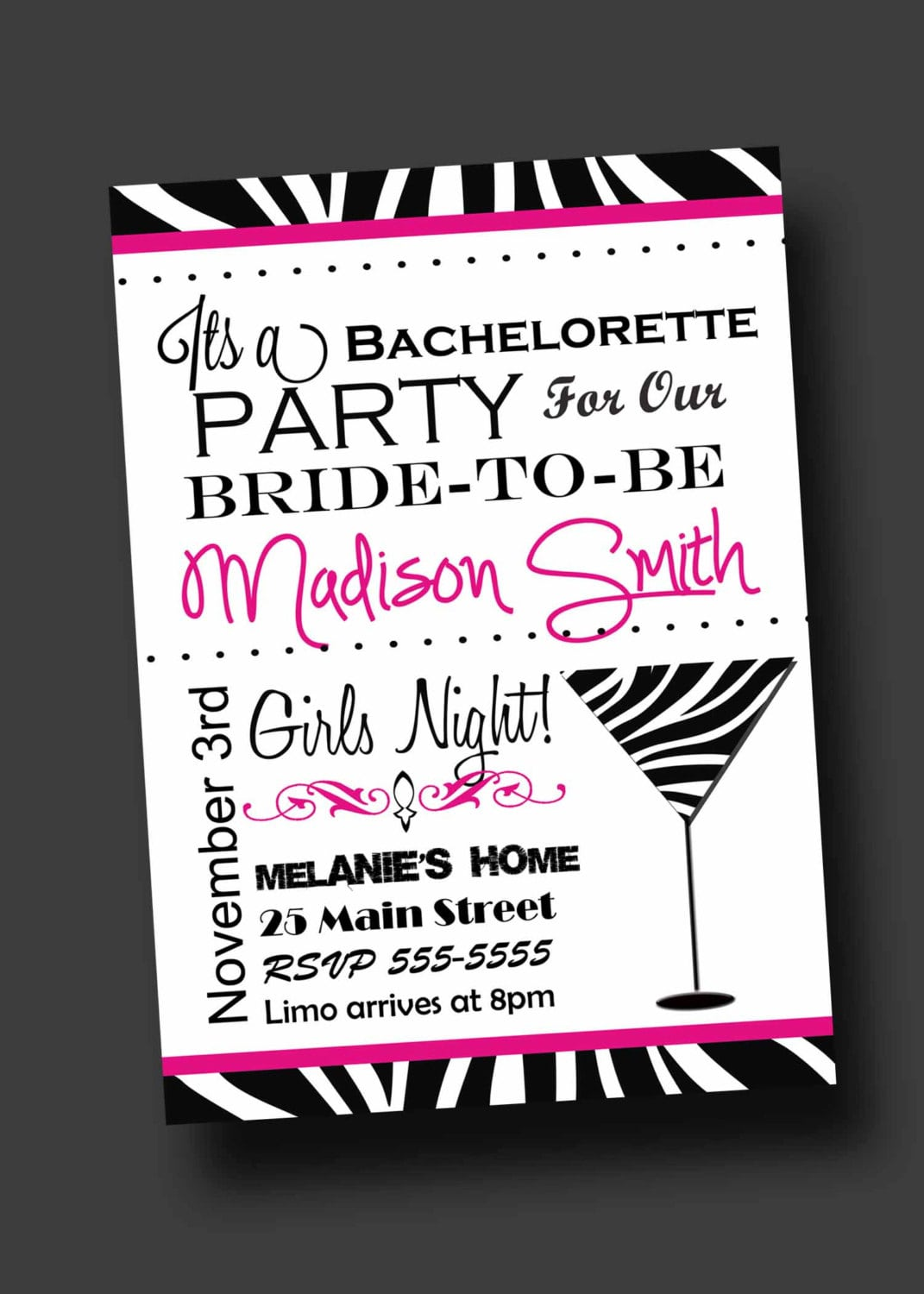 How To Create Bachelor Party Invitations Free Ideas