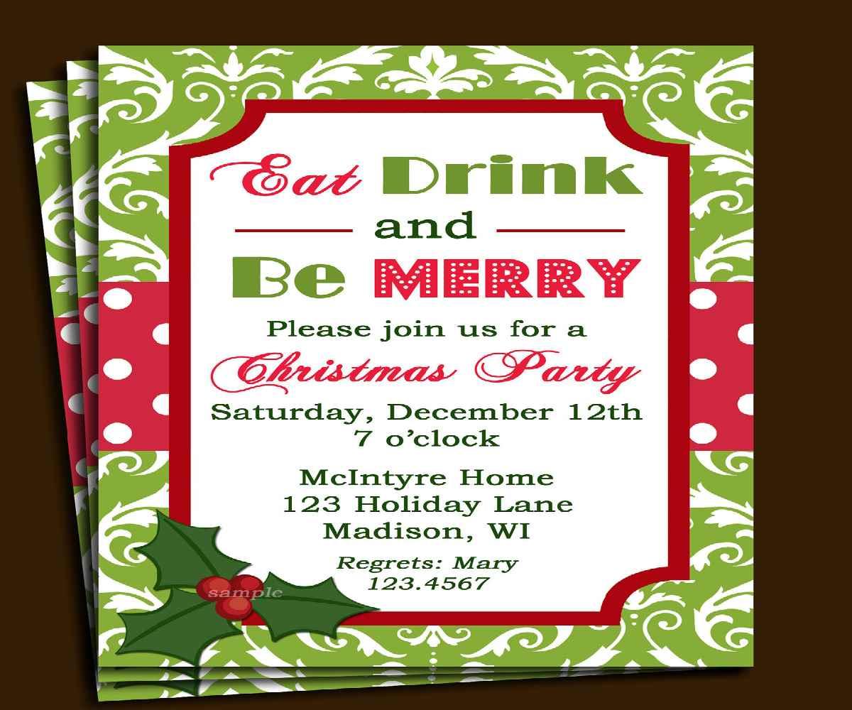 Invitation Ideas Office Christmas Party Themes Amazing Invitation