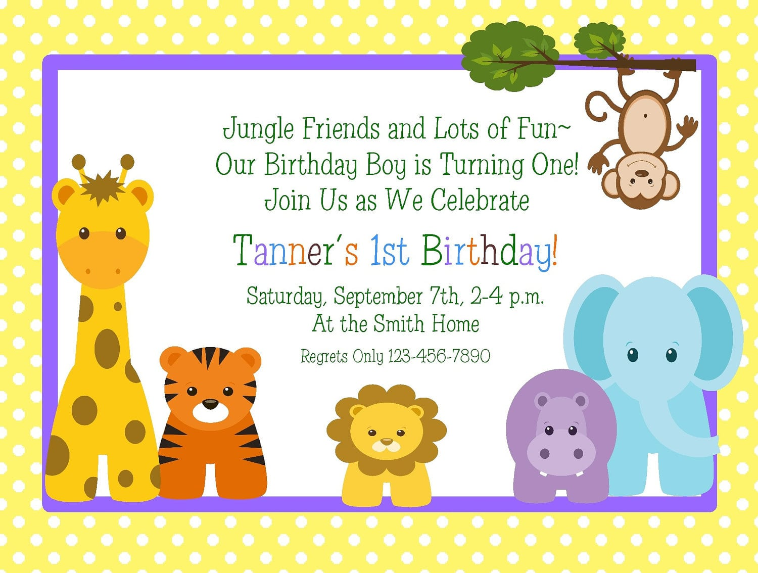 safari theme birthday invitation radiovkm.tk