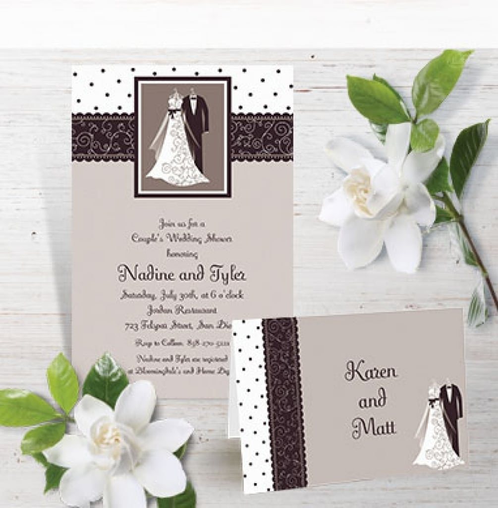 Party City Wedding Invitations