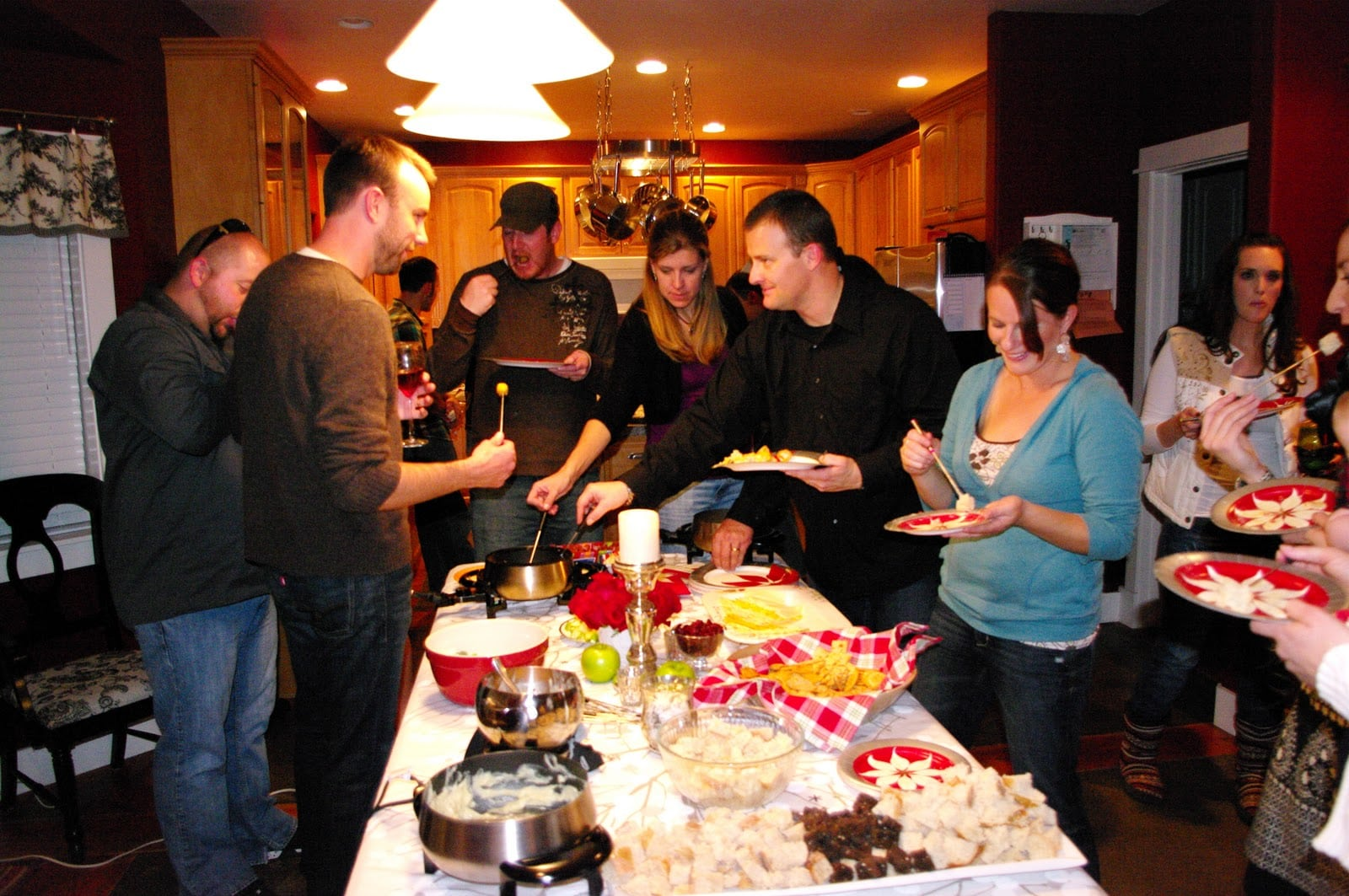 Similiar Fondue Party Keywords