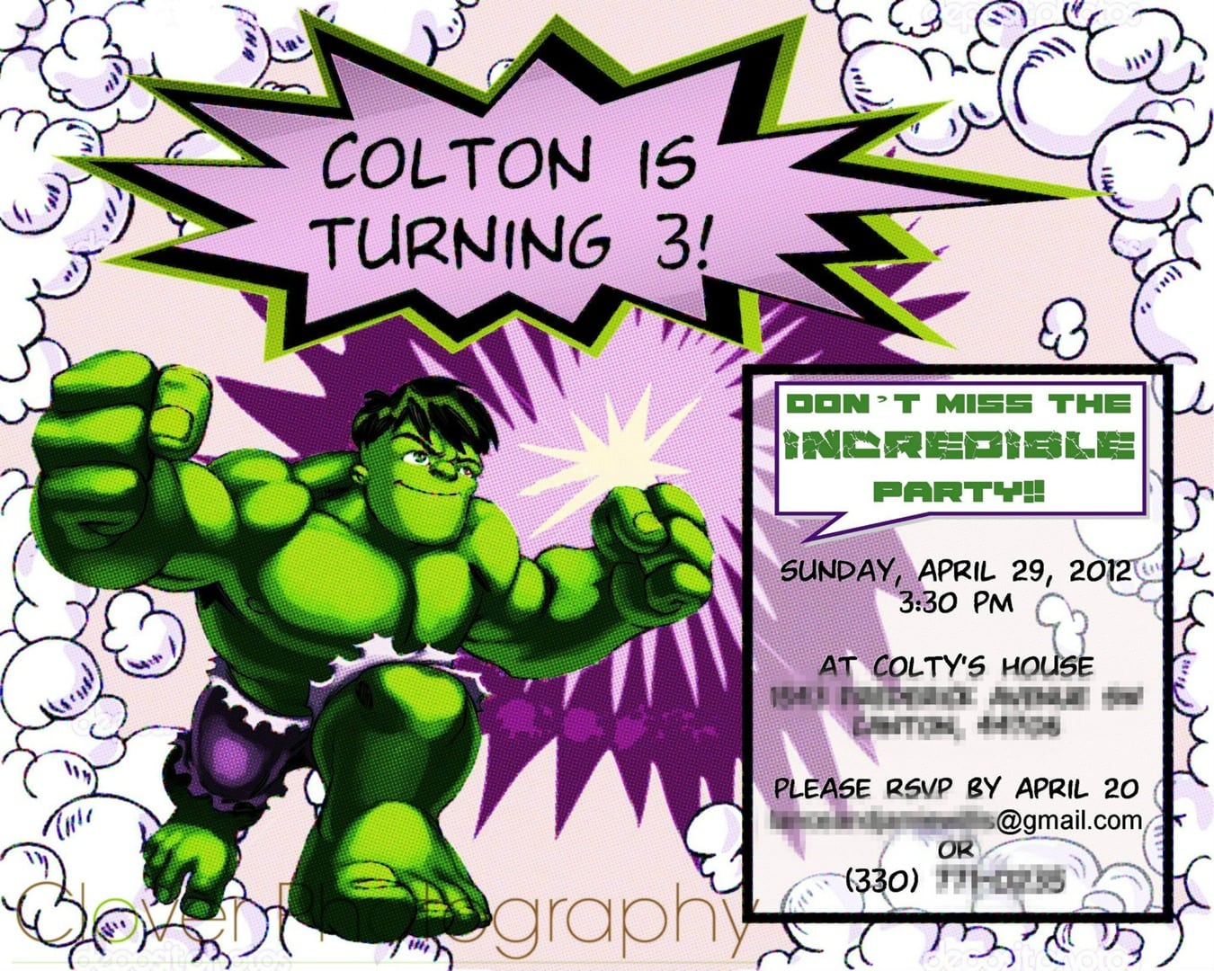Hulk Party Invitations Mickey Mouse Invitations Templates – Hulk Birthday Invitations