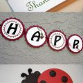 Handmade Birthday Party Invitations