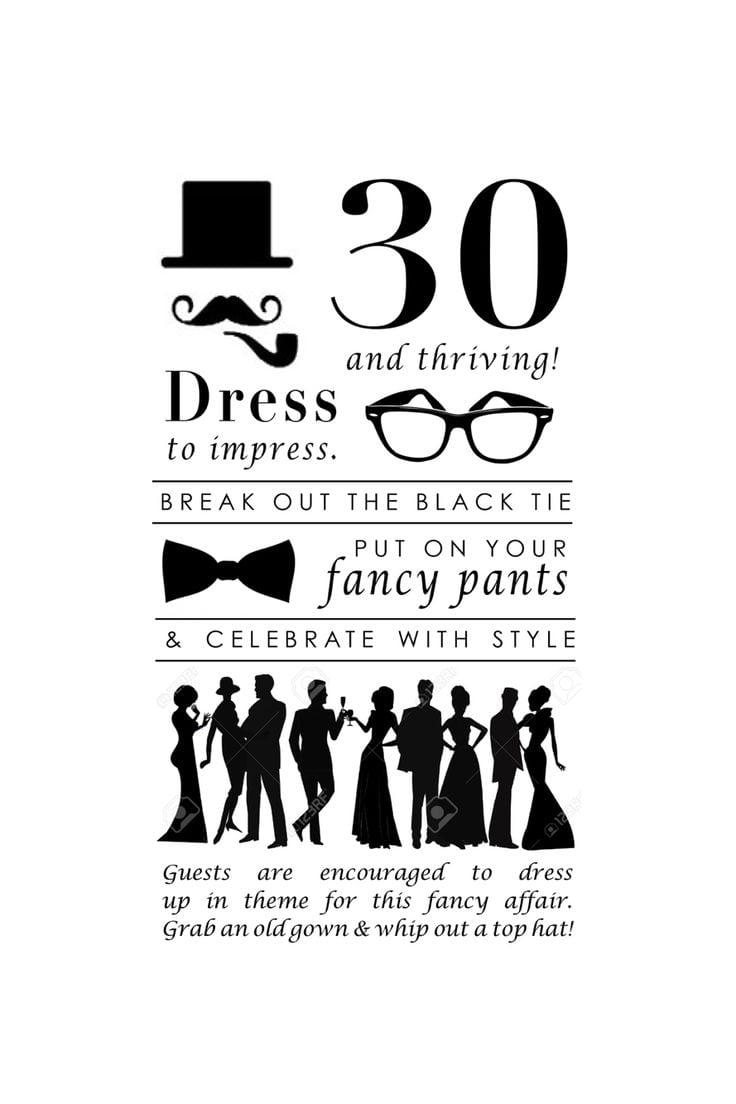 25+ Best Ideas About Black Tie Invitation On Pinterest