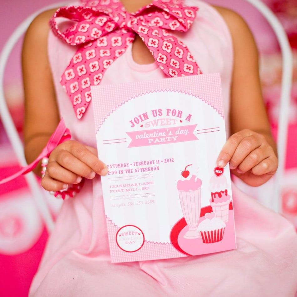 Beautiful Valentines Day Invitation Card Ideas   Emuroom
