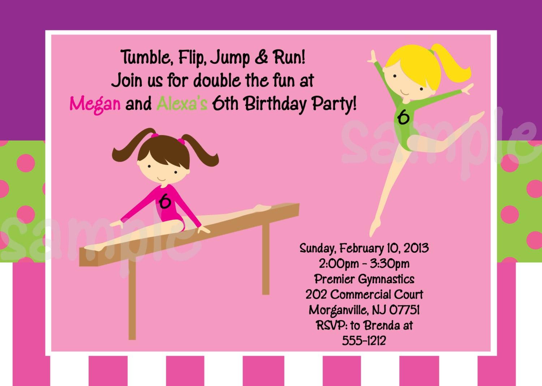Funny Birthday Party Invitations