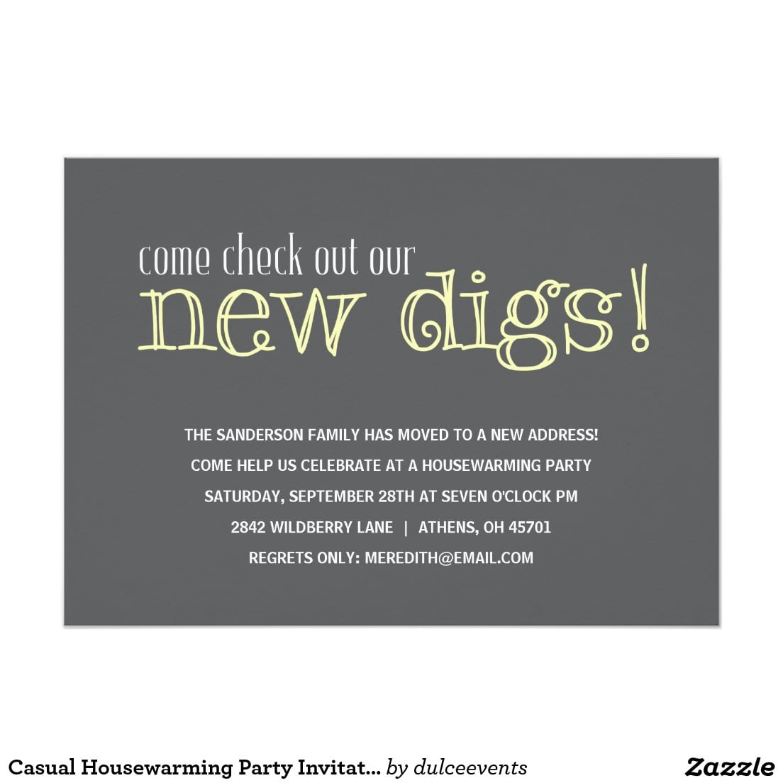 Funny Invitation Quotes Party