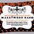 Kids Halloween Party Invitation Wording