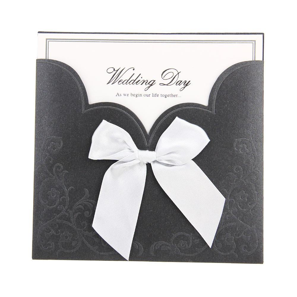 Online Get Cheap Black White Birthday Party Invitations