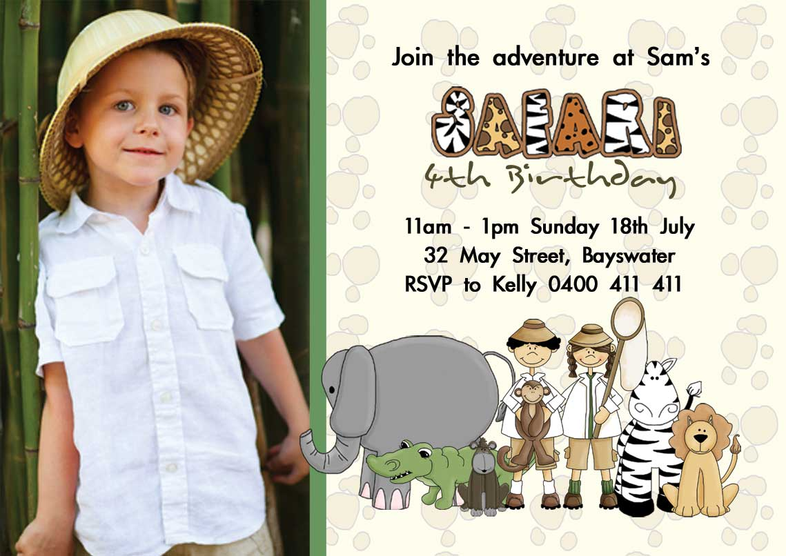 Paperposy Creates Personalised Invitations For Baby Showers, Baby