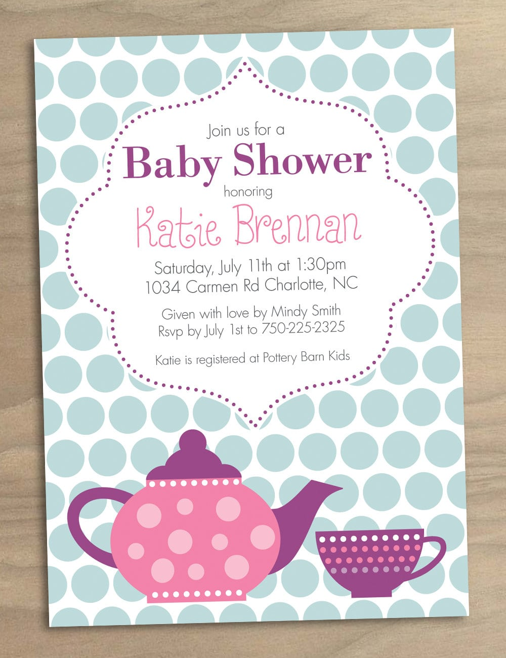 Baby Birth Party Invitation Images