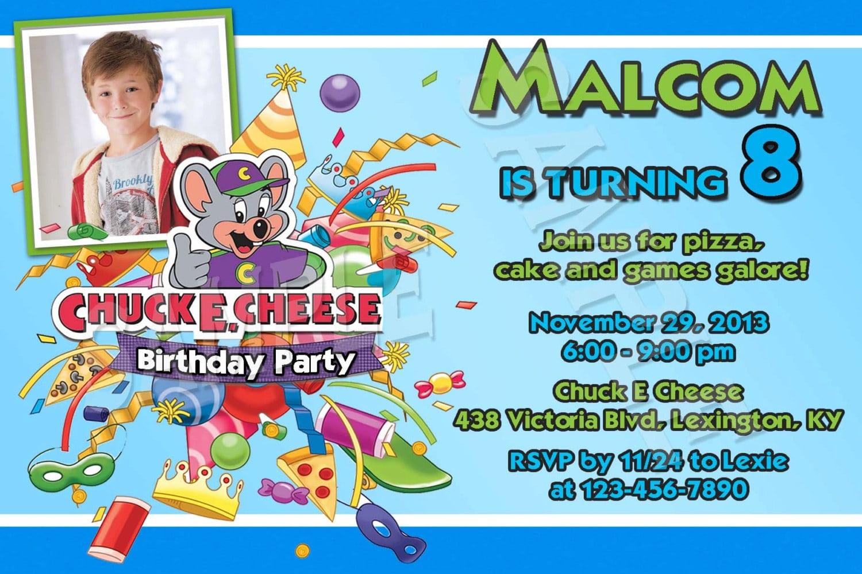 E Party Invites