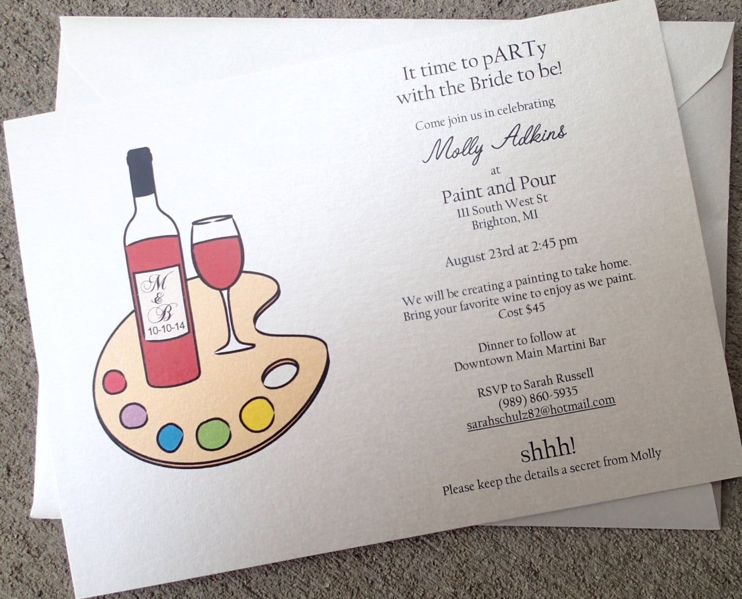 Invitation Wording For Wine Tasting Party Gallery