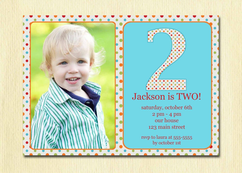 Birthday Invitation Wording For 5 Year Old Boy