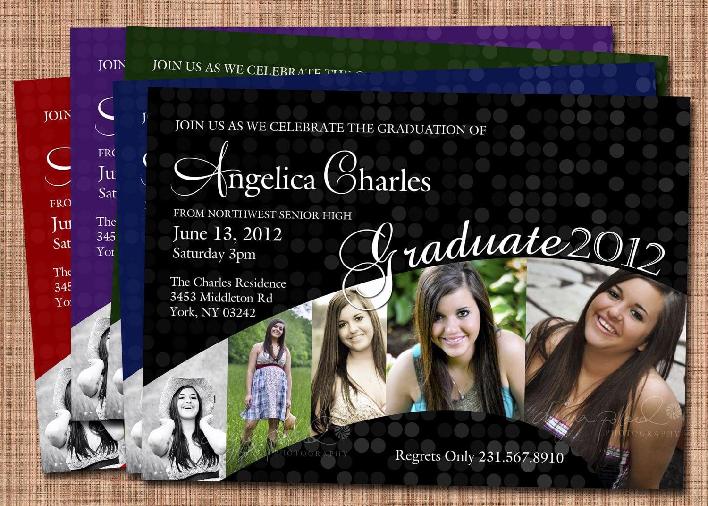 Creative Graduation Senior Pictures