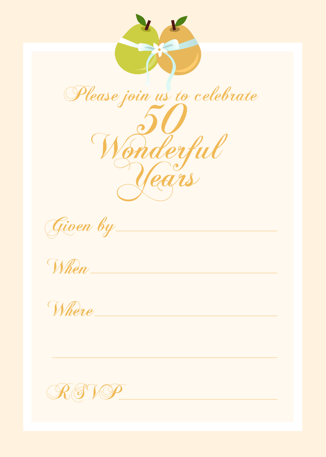 Free Printable 50th Birthday Party Invitations Mickey Mouse