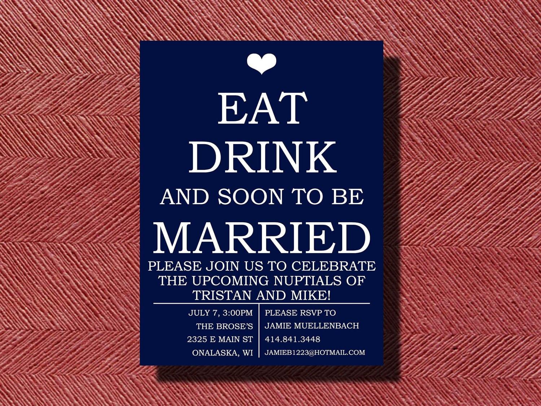 Fun+engagement+party+invitation+diy+by+weddingsbyjamie+on+etsy,+$