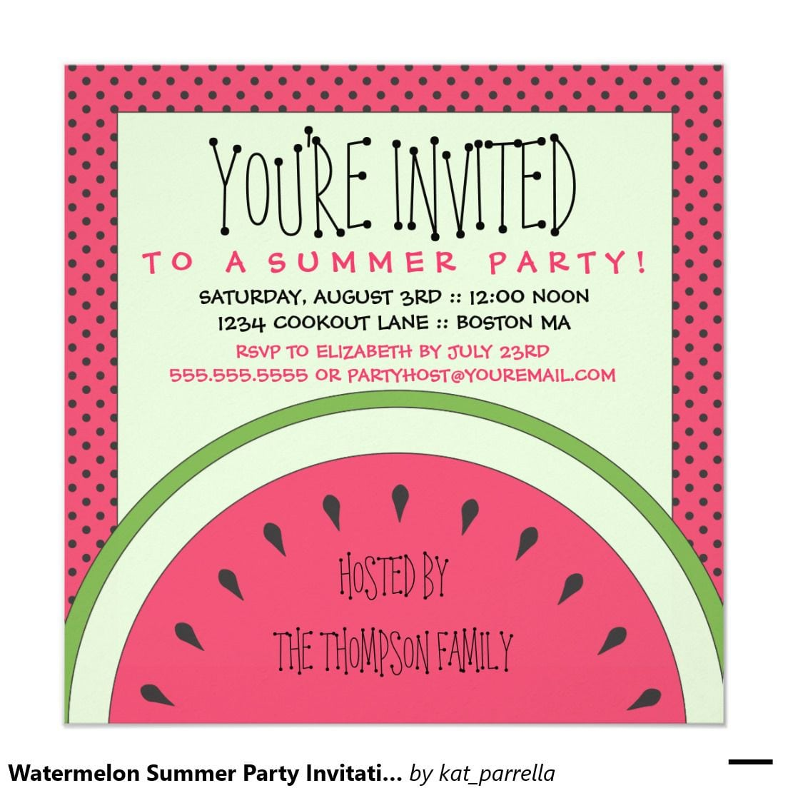 Get Together Party Invitation Wording