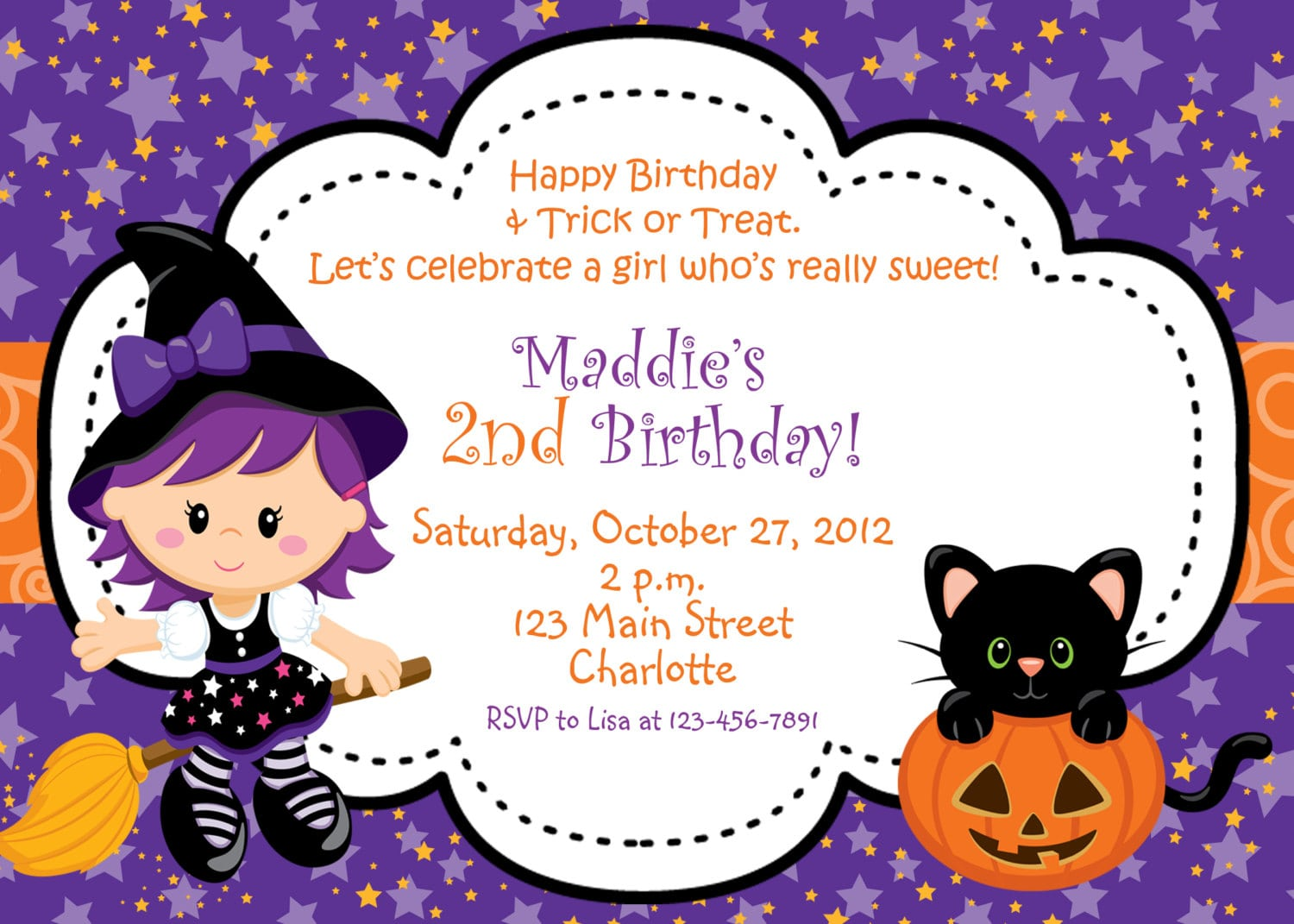 Halloween birthday costume party invitations the halloween costumes birthday costume party invitations filmwisefo