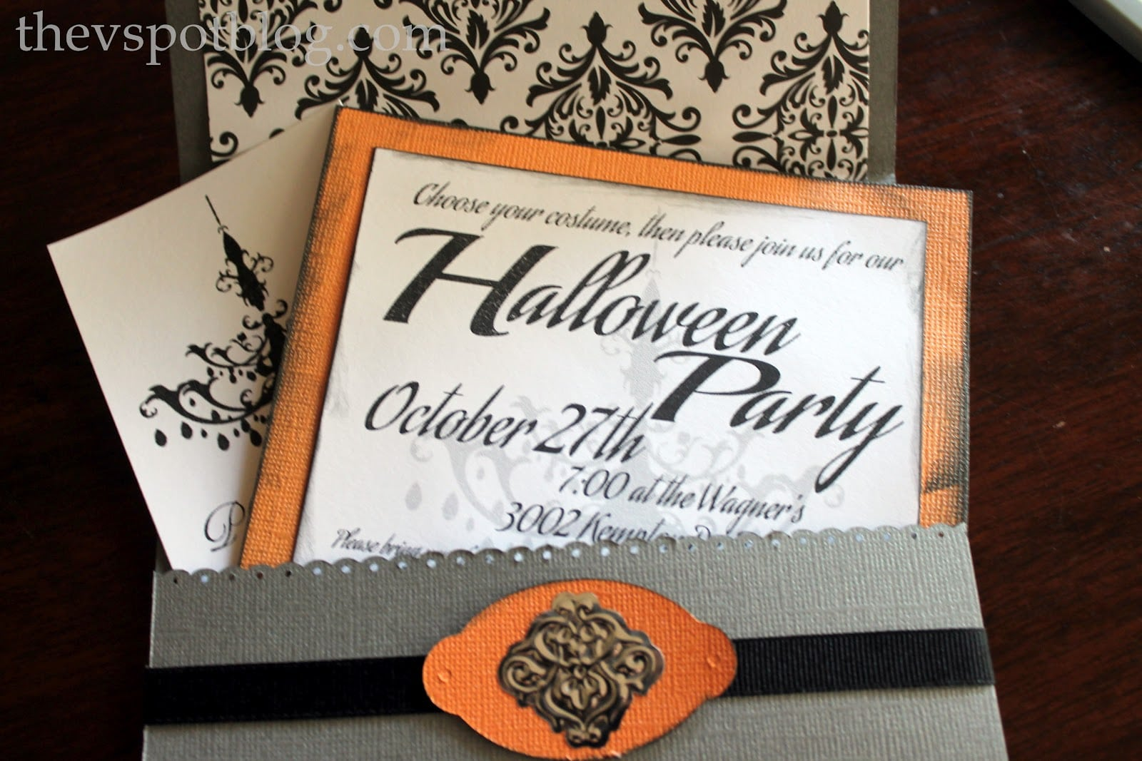 Halloween Party Invitations Diy Choice Image