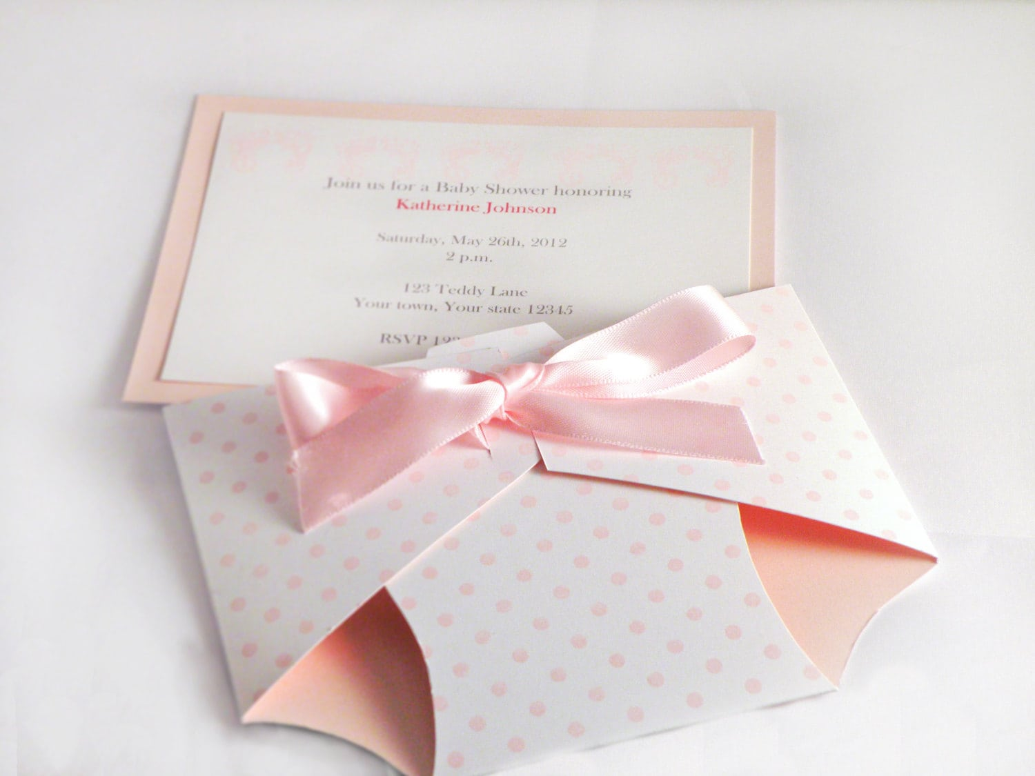 Latest Diaper Baby Shower Invitations To Make Free Baby Shower