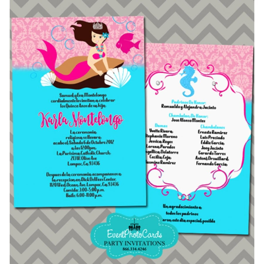 Magnet Invitations Birthday Party Gallery