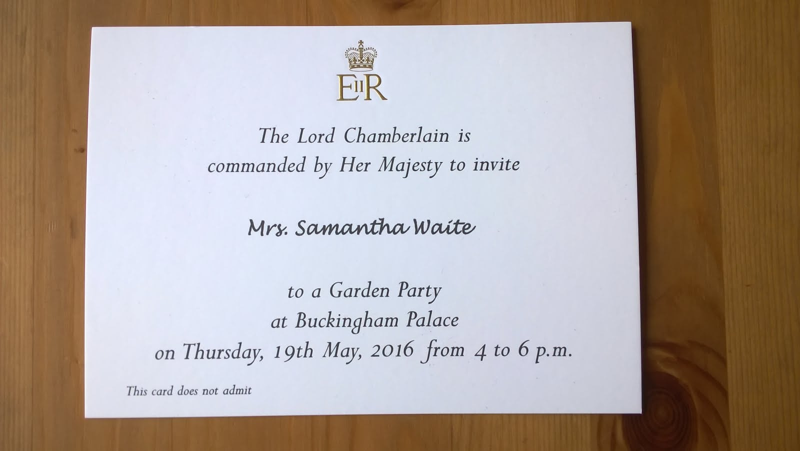 Meet The Mental Mummy Aka Sam  Afternoon Tea With The Queen (a