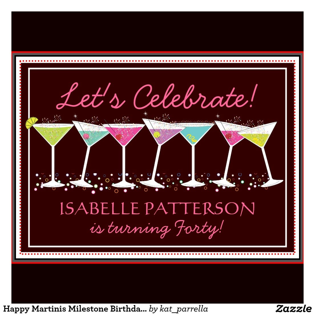 Party Invitations  Free Example Adult Birthday Party Invitations