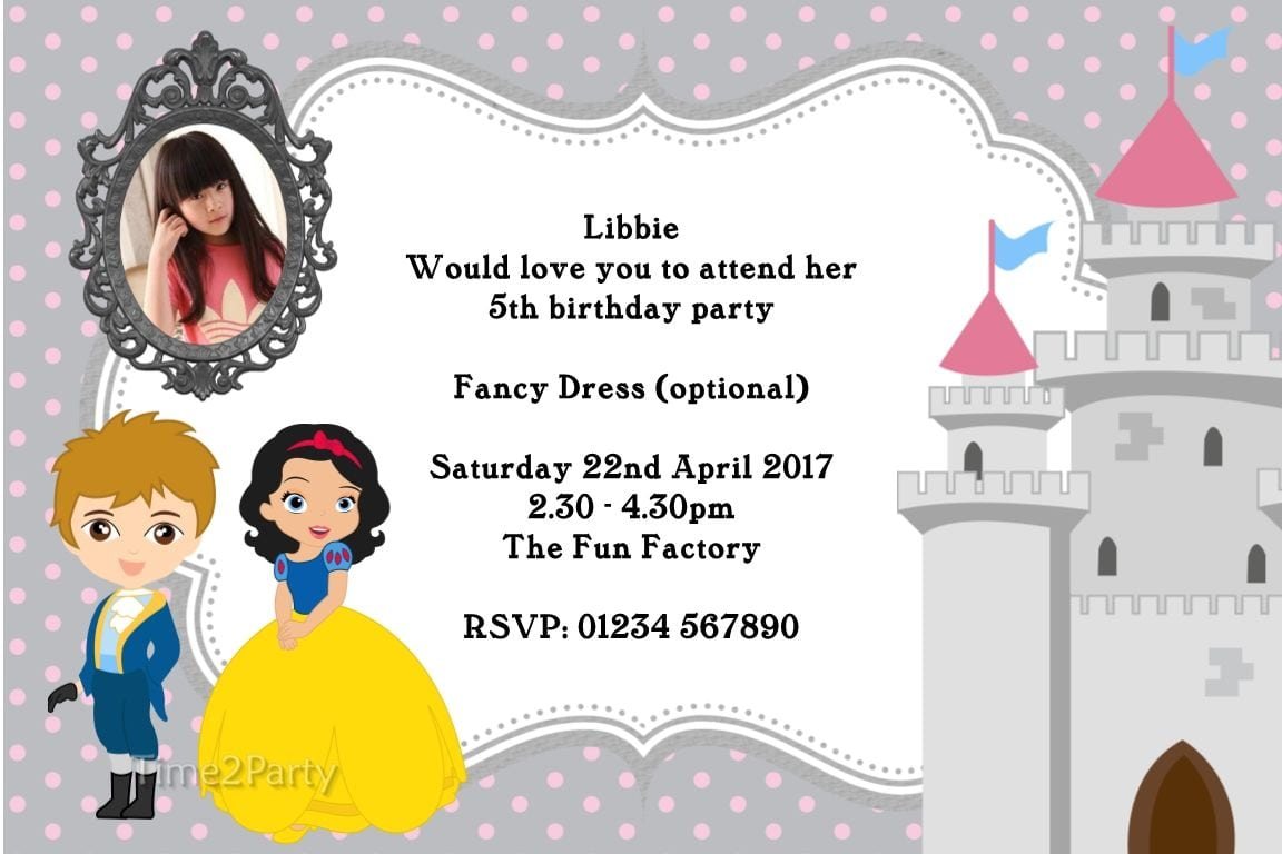 fancy dress party invitation template : Cogimbo.us