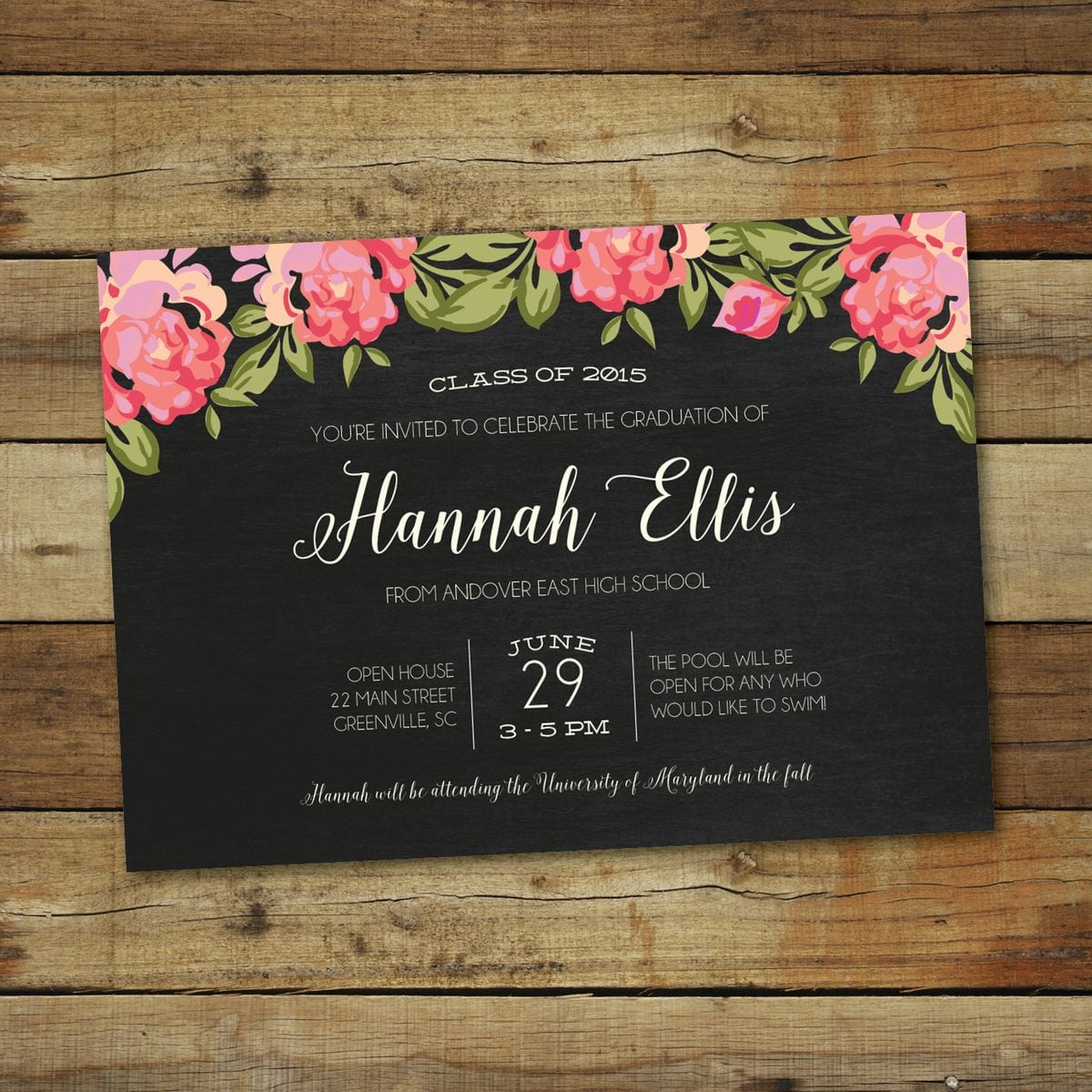 Templates   Graduation Party Invitations Walmart Together With