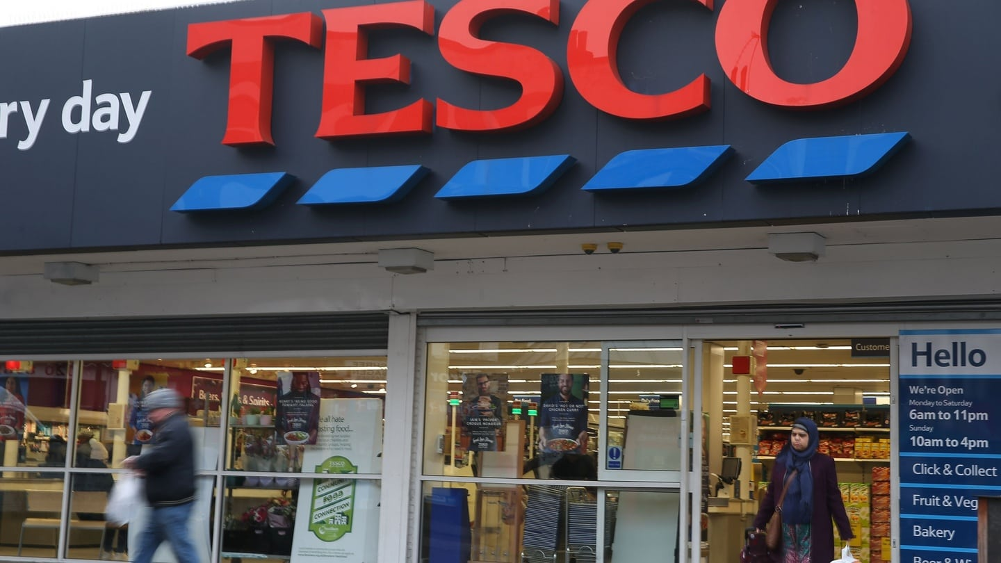 Tesco Plans To Lose 1,200 Well