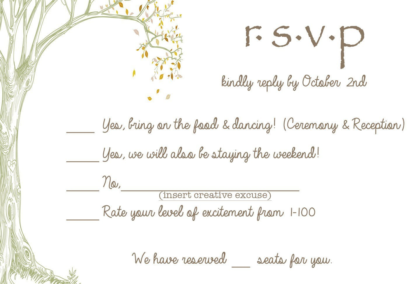 Wedding Invitations And Response Cards Wedding Invitations And