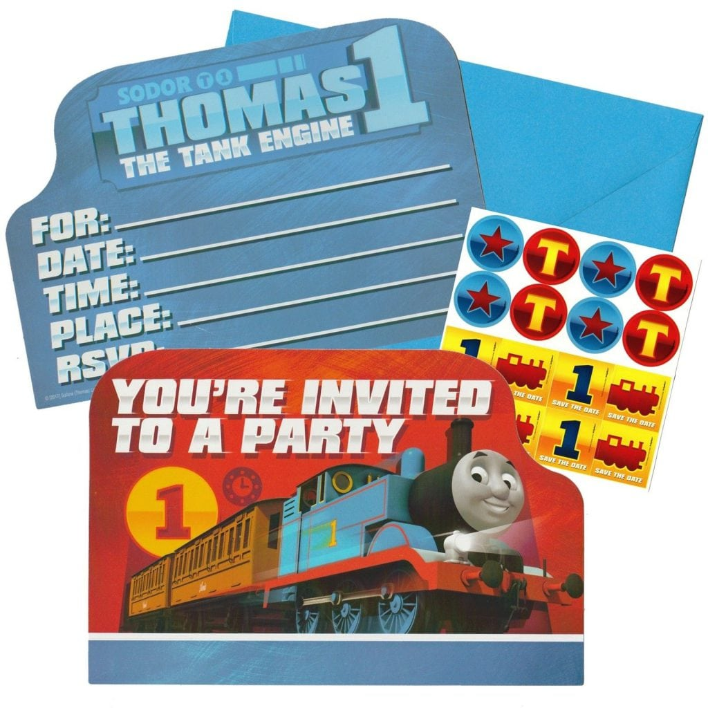 Alvin And The Chipmunks Party Invitations Luxury Thomas The Tank