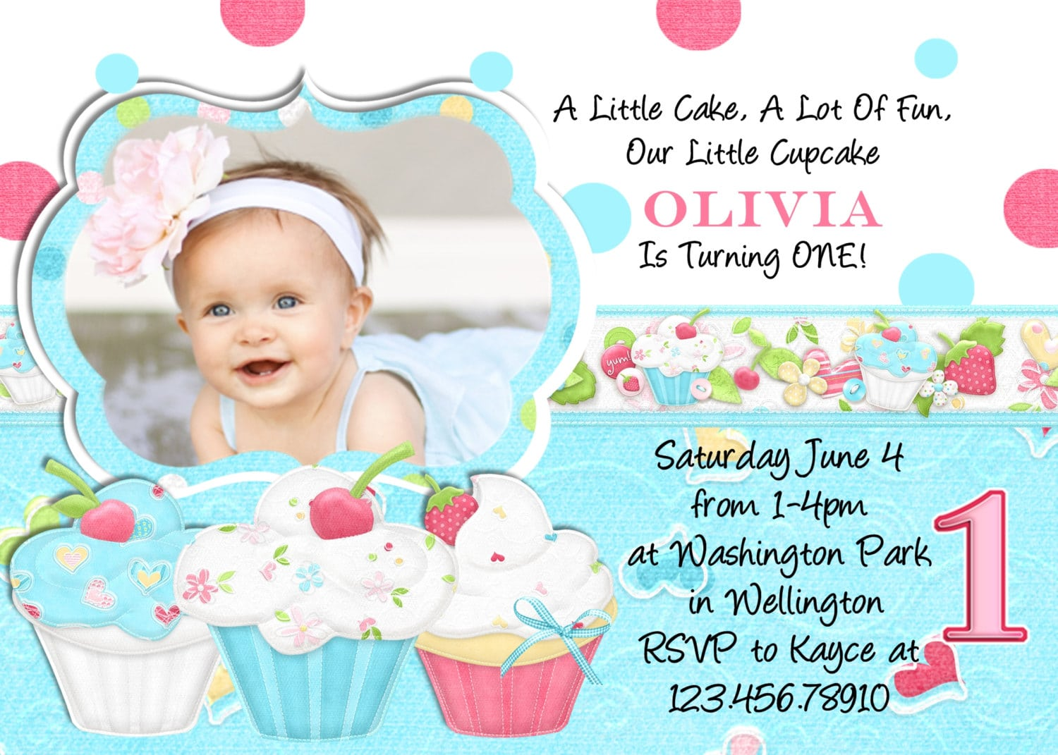 Birthday Invitation Free Download