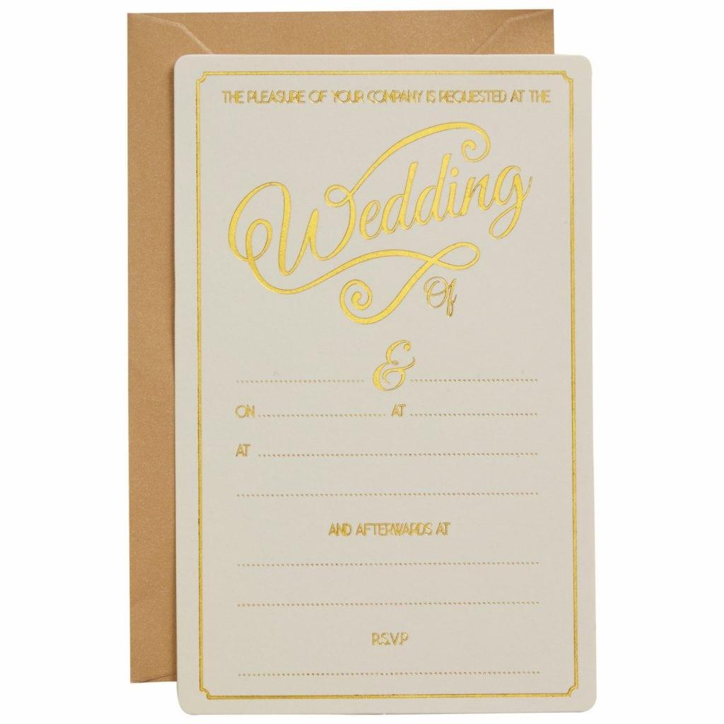 Charming John Lewis Wedding Invitation Ideas