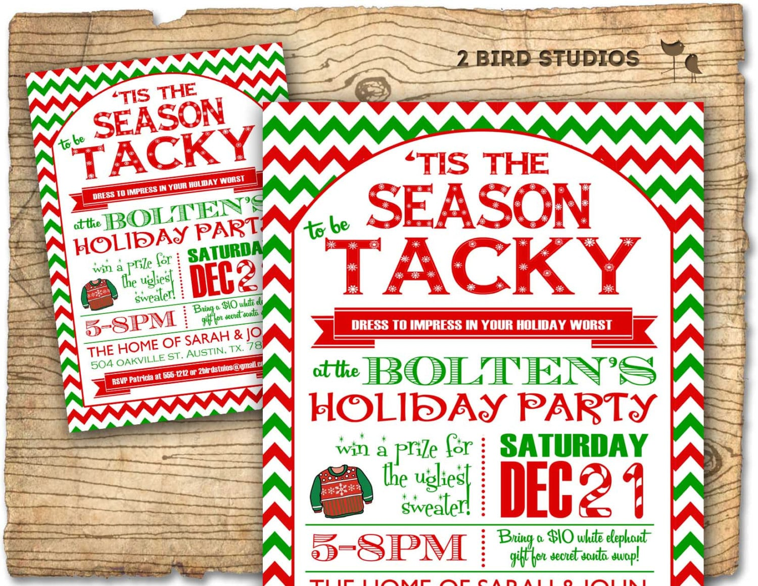 Adult Christmas Party Invitations - Mickey Mouse Invitations Templates