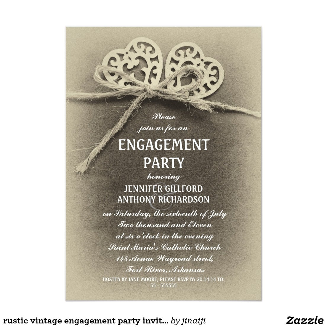Engagement Party Invitation   Engagement Party Invitations