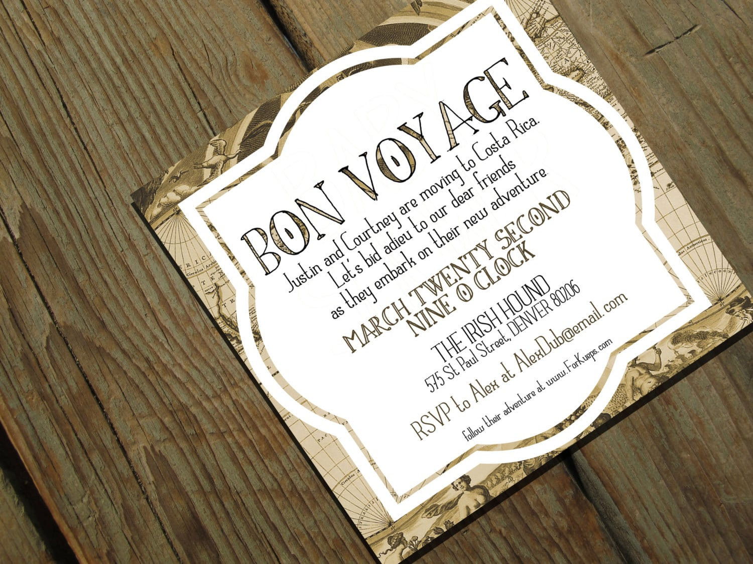 Famous Moving Party Invitation Wording Ideas
