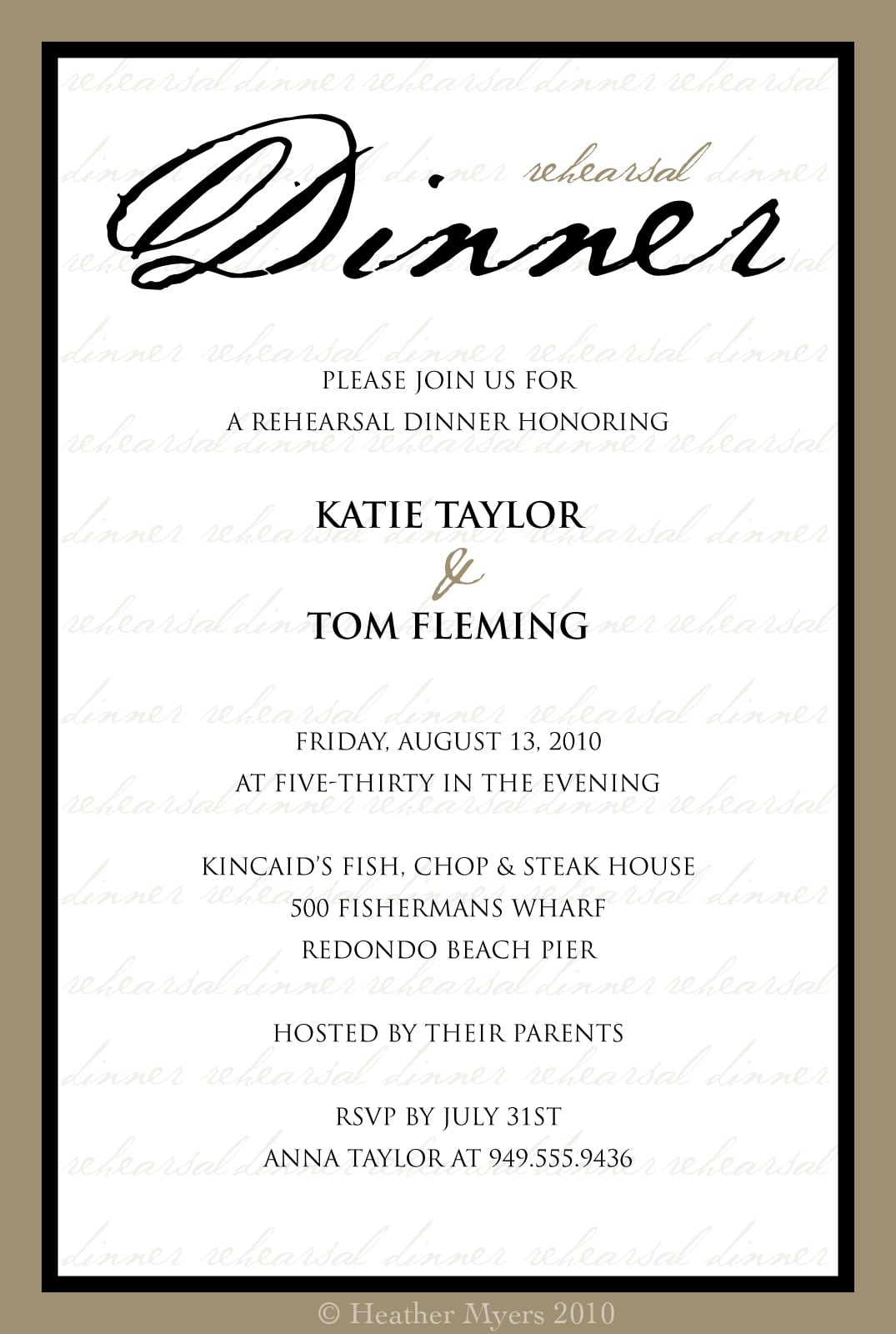 Fantastic Dinner Party Invitation Wording About Inspirational