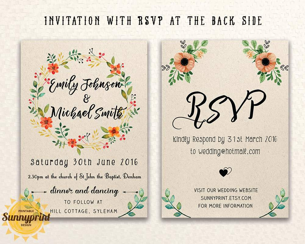 Free Digital Invites