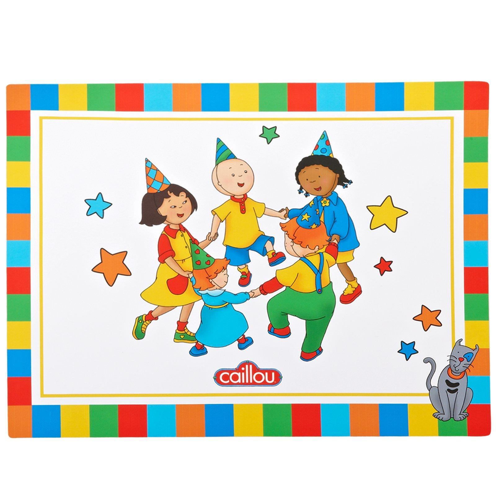 Generous Caillou Party Invitations Ideas