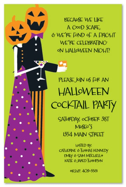 Halloween Party Invite Wording Halloween Party Invite Wording For