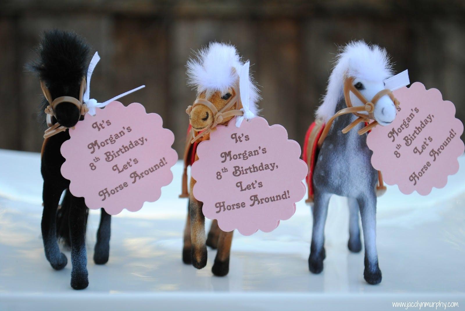 Jac O' Lyn Murphy  Giddy Up Galshorseback Riding Party