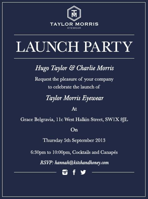 Launch Party Invitation Launch Party Invitation By Way Of Applying