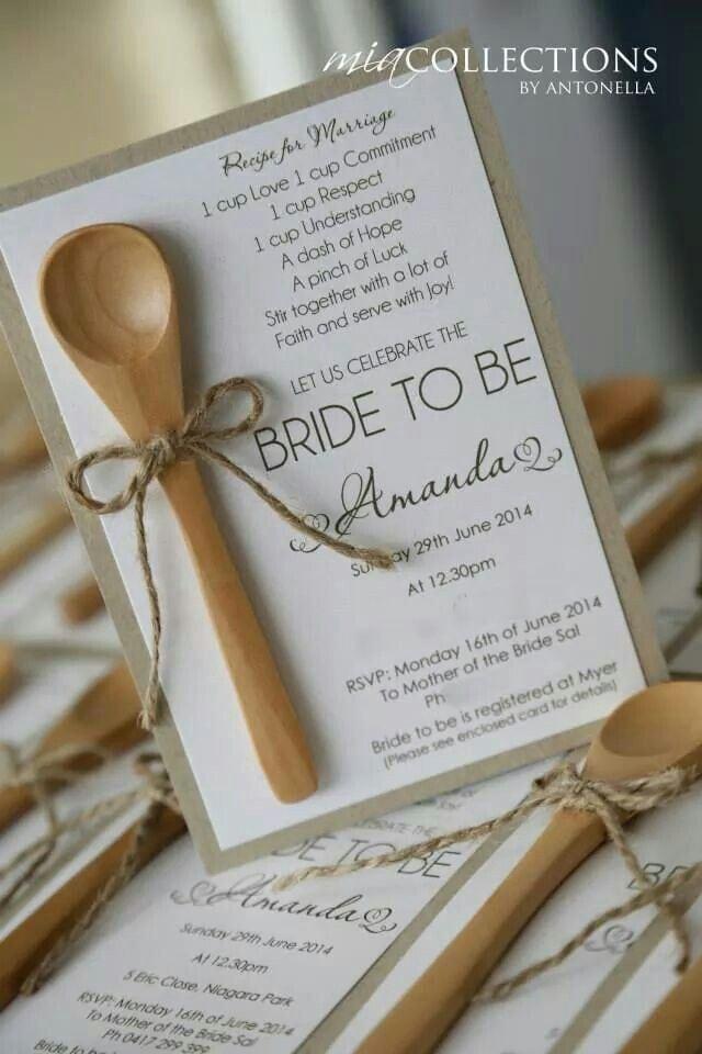 Marvellous Kitchen Tea Invitation Ideas 4 Photo Invitation Awesome