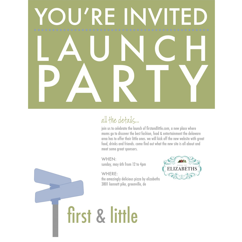 Marvellous Launch Party Invitation Wording 3 Along Amazing Article