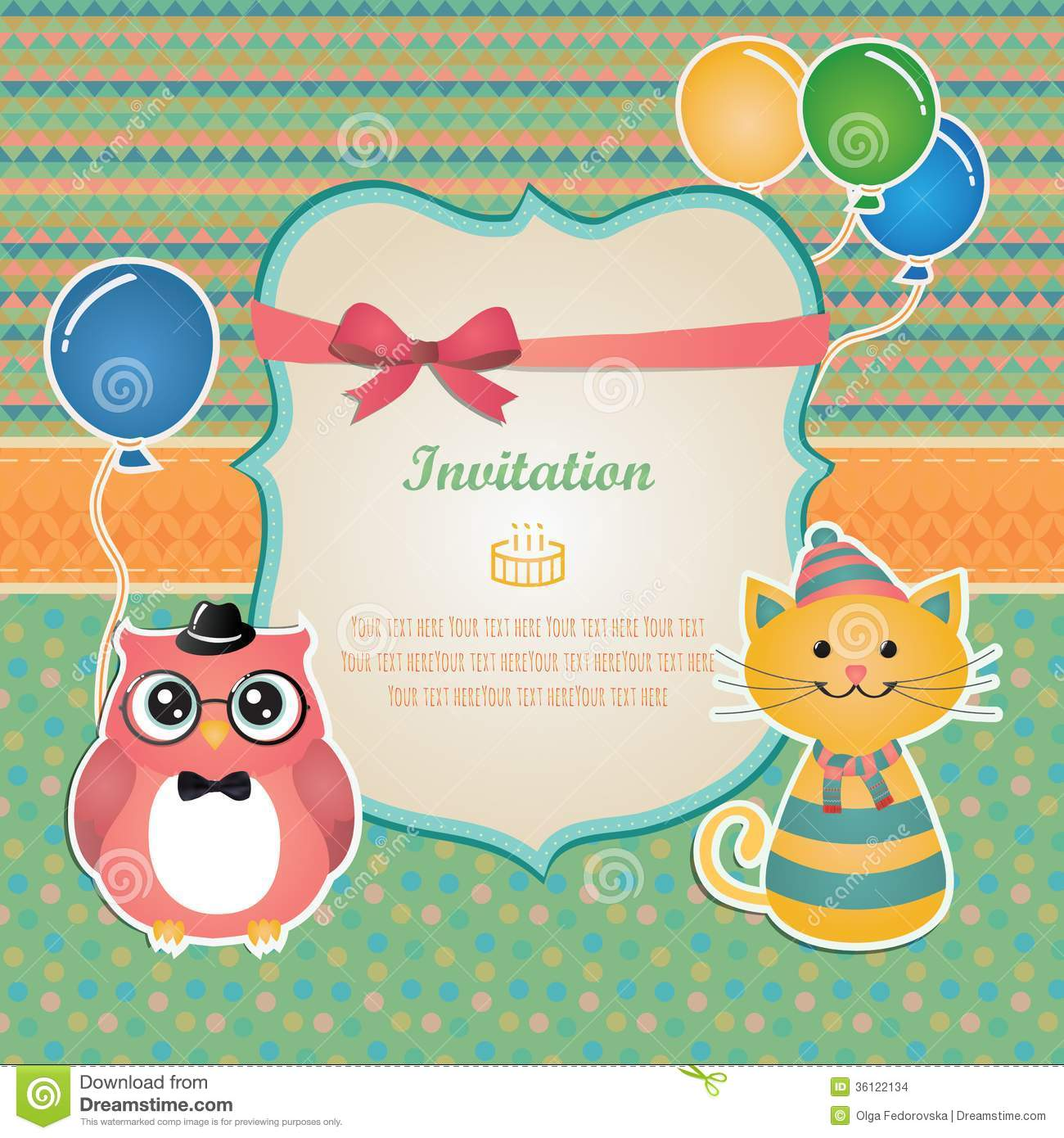Perfect Birthday Party Invitation Card Awesome Style Finishing