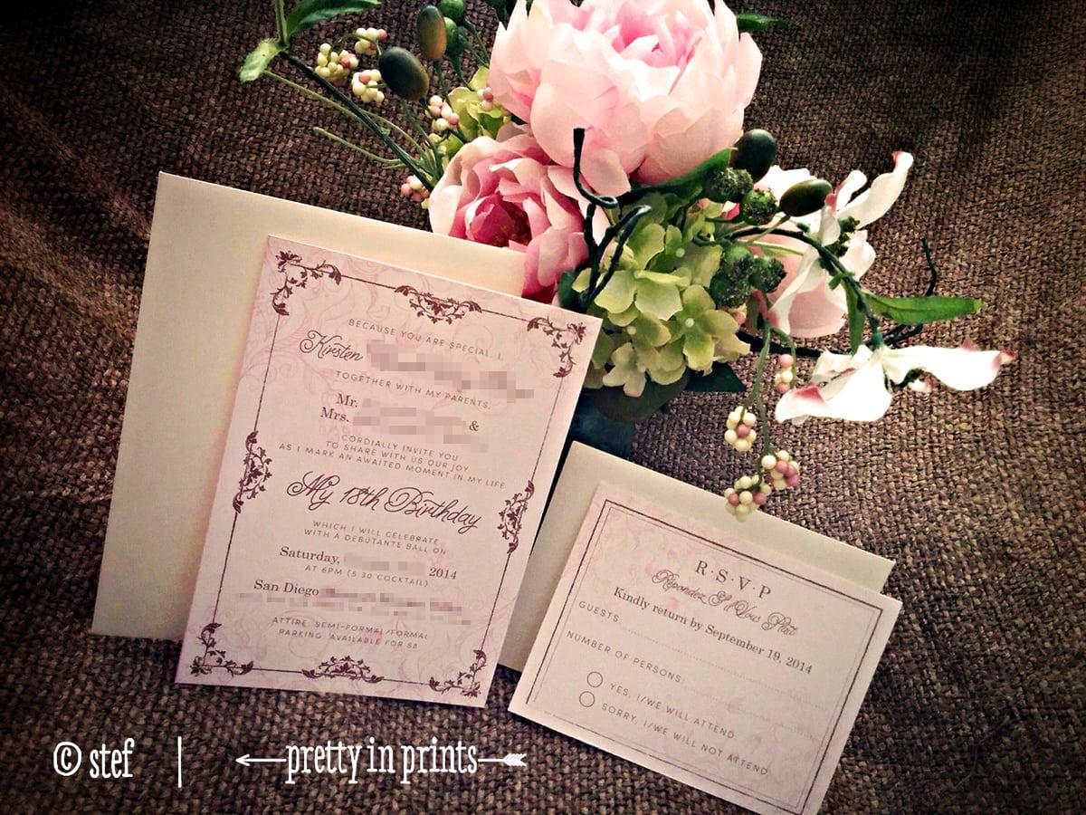 Pretty In Prints » Prettyinprints Com » A Blushing Debut